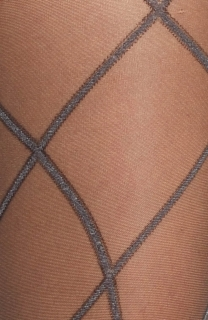 Graphic Cross Tights